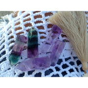 Amethyst Crystal Wand (Small) (25G)