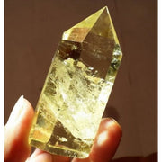 Citrine Crystal Point Wand
