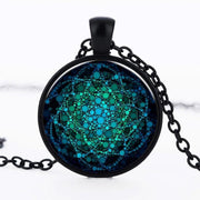 (Clearance) Flower Of Life Pendant