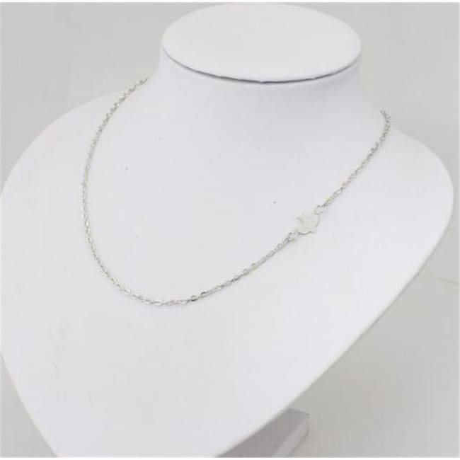 (Clearance) Heart Moon Star Chokers (15 Styles) - O-Jl79Sliver