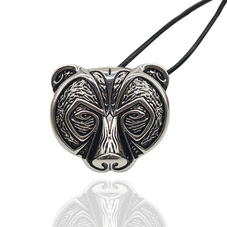 (Clearance) Viking Bear Pendant