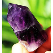 Dream Amethyst Crystal Point Wand