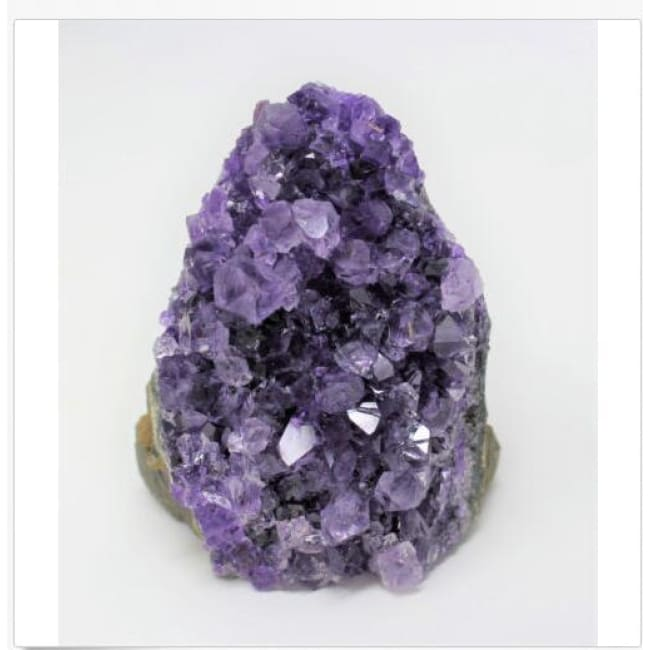 Natural Amethyst Crystal Quartz Cluster