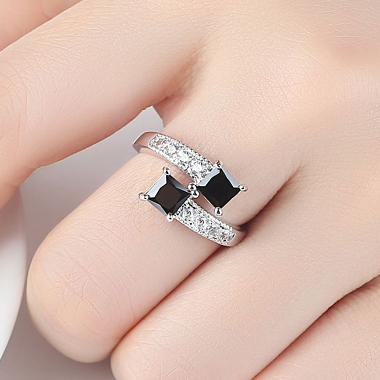 Starry Star CZ Ring - $7 PROMO FREE SHIPPING TODAY ONLY