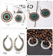 Boho Ethnic Earrings