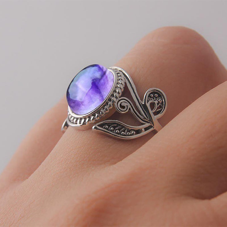 Vintage Amethyst  Ring - $15 PROMO FREE SHIPPING TODAY ONLY