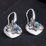Vintage Silver Dangle Earrings - $7 PROMO FREE SHIPPING TODAY ONLY