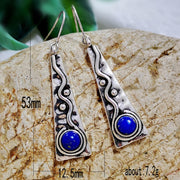 Ethnic Vintage Dangle Earrings