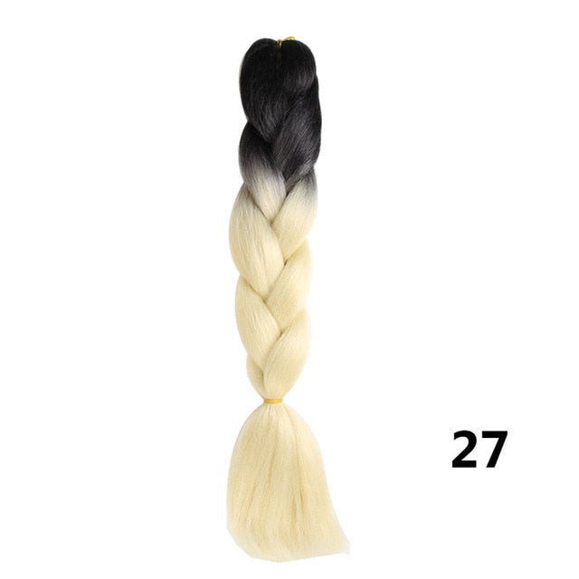 Festival Braid Hair Extensions