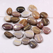 Positive Thinking Stones! Set of 25