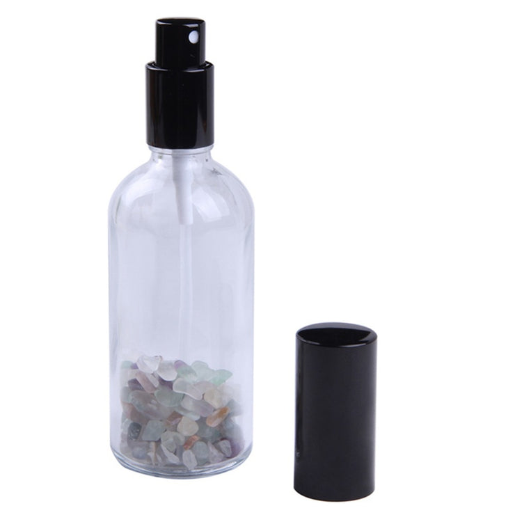 Amethyst, Aventruine or Fluorite Crystal Spray Bottle for Essential Oils