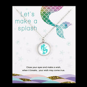 (CLEARANCE) Life is a Beach Necklaces Choose Your Charm