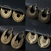 Tribal Drop Earrings