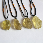 Citrine Stones Pendant - $9 PROMO FREE SHIPPING TODAY ONLY