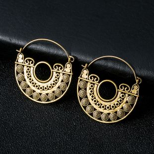 Tribal Dangle Earrings