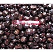 Red Garnet Rough-Tumbled Stones (100 Grams) (10-20 Stones)