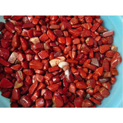 Red Jasper Tumbled Stones (100 Grams) (10-20 Stones)