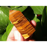 Tigers Eye Crystal Point Wand