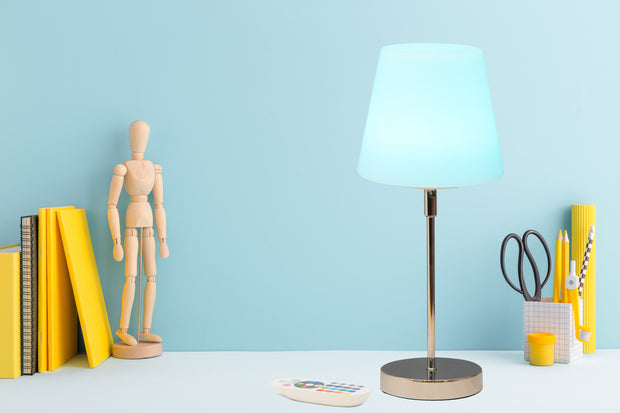 LED Remote controlled Lamp