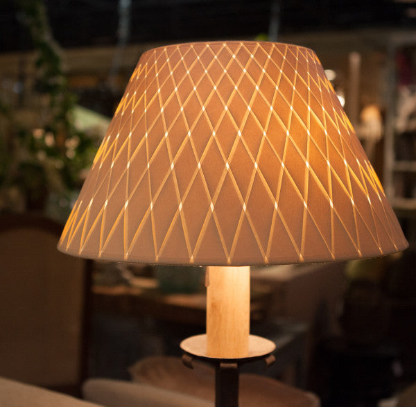 Paper lamp shades woven paper empire lampshades lux lampshades aloadofball Image collections