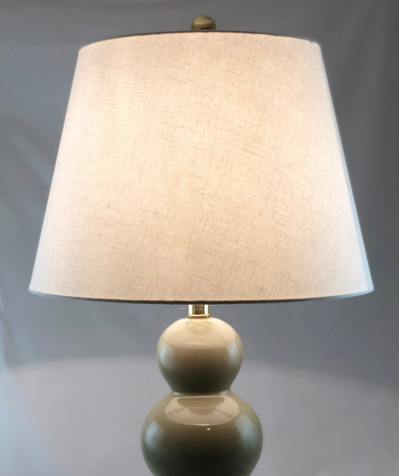 Linen Hardback Pembroke Lamp Shade Bulk pack of (6) Shades per Box