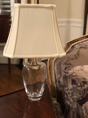 Cut Corner Rectangle Lamp Shades Trade - Available in five sizes