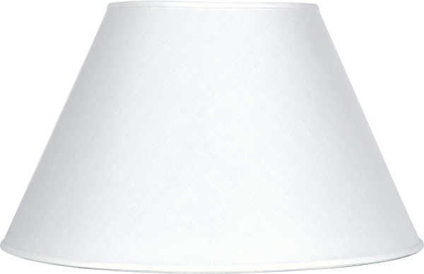 Plain Linen - Empire - Lux Lampshades