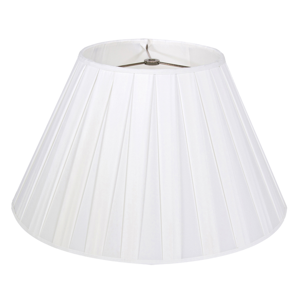 Copy of Box Pleat Polyester - Empire - Lux Lampshades
