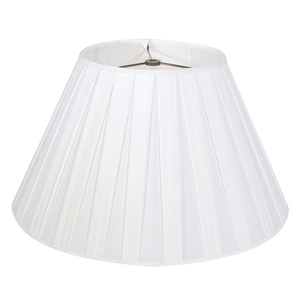 Box Pleat Polyester - Empire - Retail - Lux Lampshades