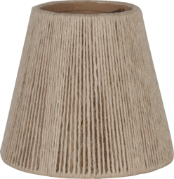 Jute String - Empire - Chandelier - Lux Lampshades