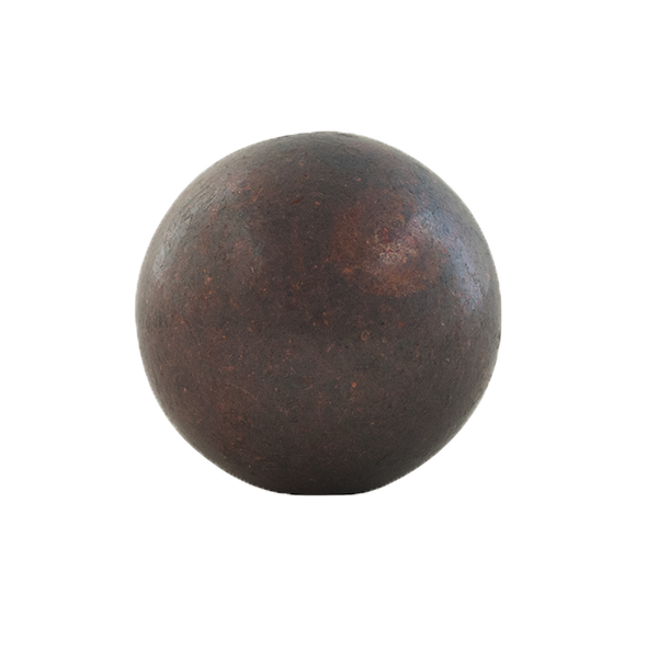 Medium Sphere Finial - Copper