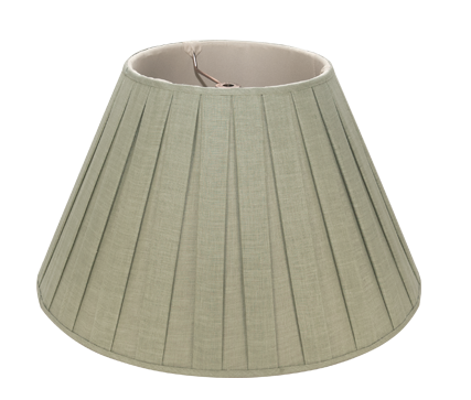 Ice Box Pleat Linen - Empire - 16