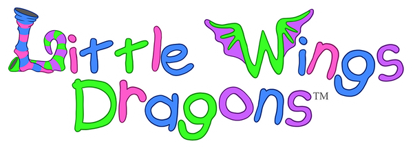 Little Wings Dragons logo
