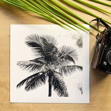 Load image into Gallery viewer, Coconut Tree – Giclée Print