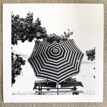 Load image into Gallery viewer, The Striped Parasol – Giclée Print