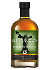 Glendalough 13 Year Old, Single Malt Irish Whiskey Single BOTTLE