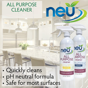 NEU All-Purpose Cleaner  - Citrus Scent 24 oz 12 pk