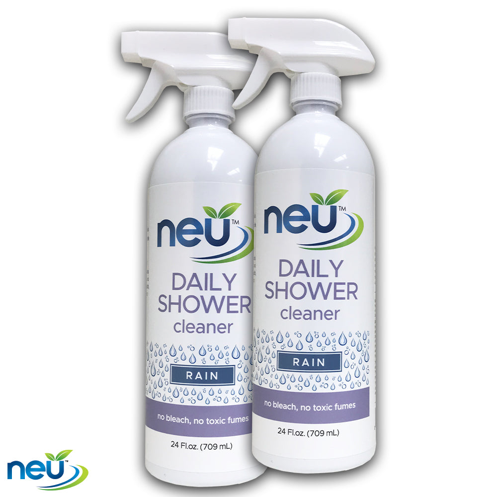 NEU Daily Shower Cleaner Rain Scent 24 oz