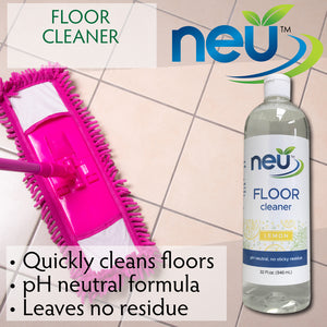 NEU Floor Cleaner Graphic