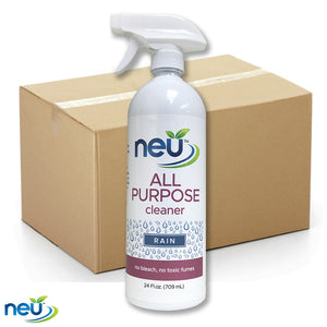NEU All-Purpose Cleaner  - Rain Scent 24 oz 12 pk