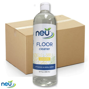 NEU Floor Cleaner - Citrus Scent 32 oz 12 pk