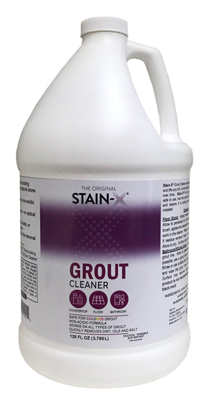 Stain-X Grout Cleaner Gallon