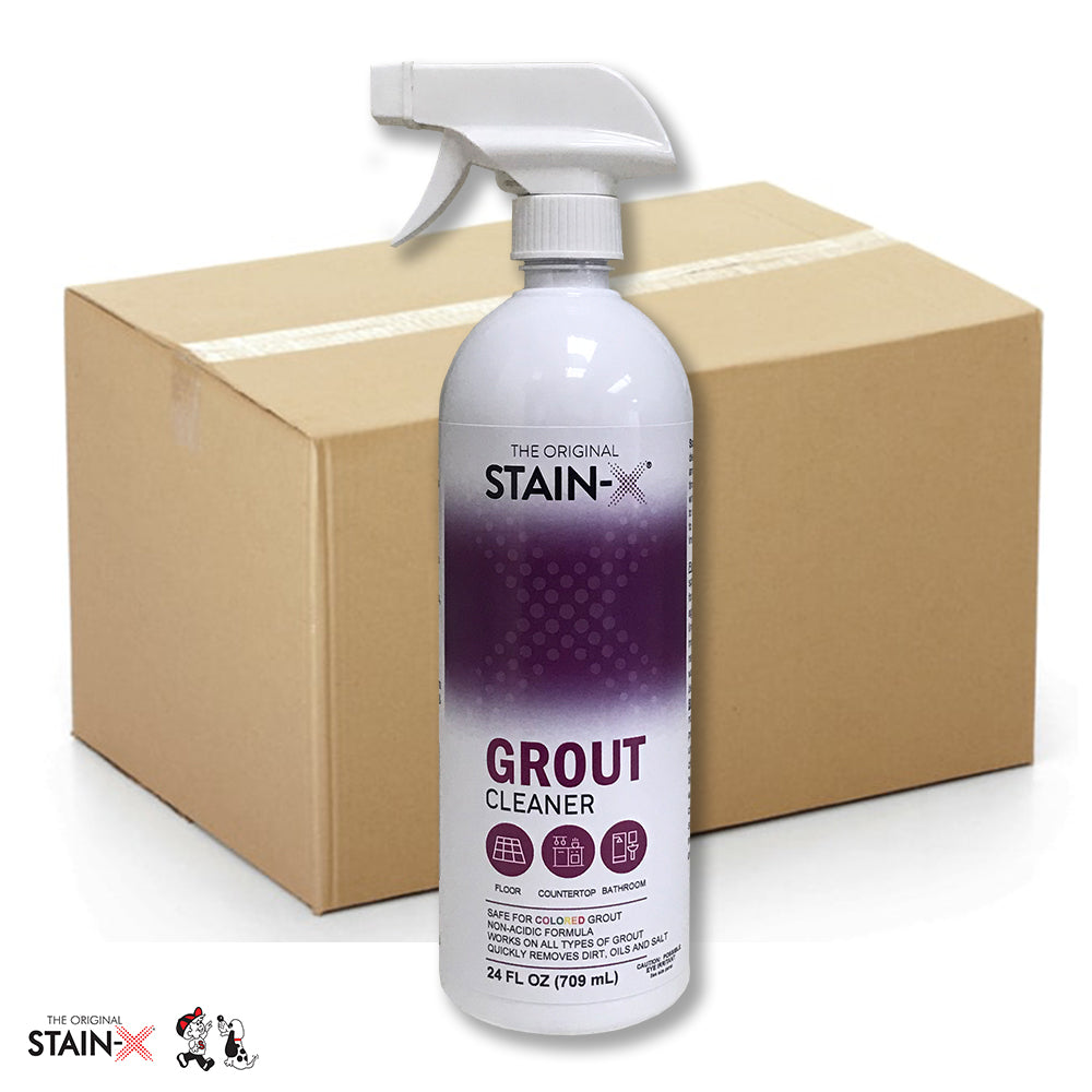 Stain-X Grout Cleaner 24 oz 12 pk
