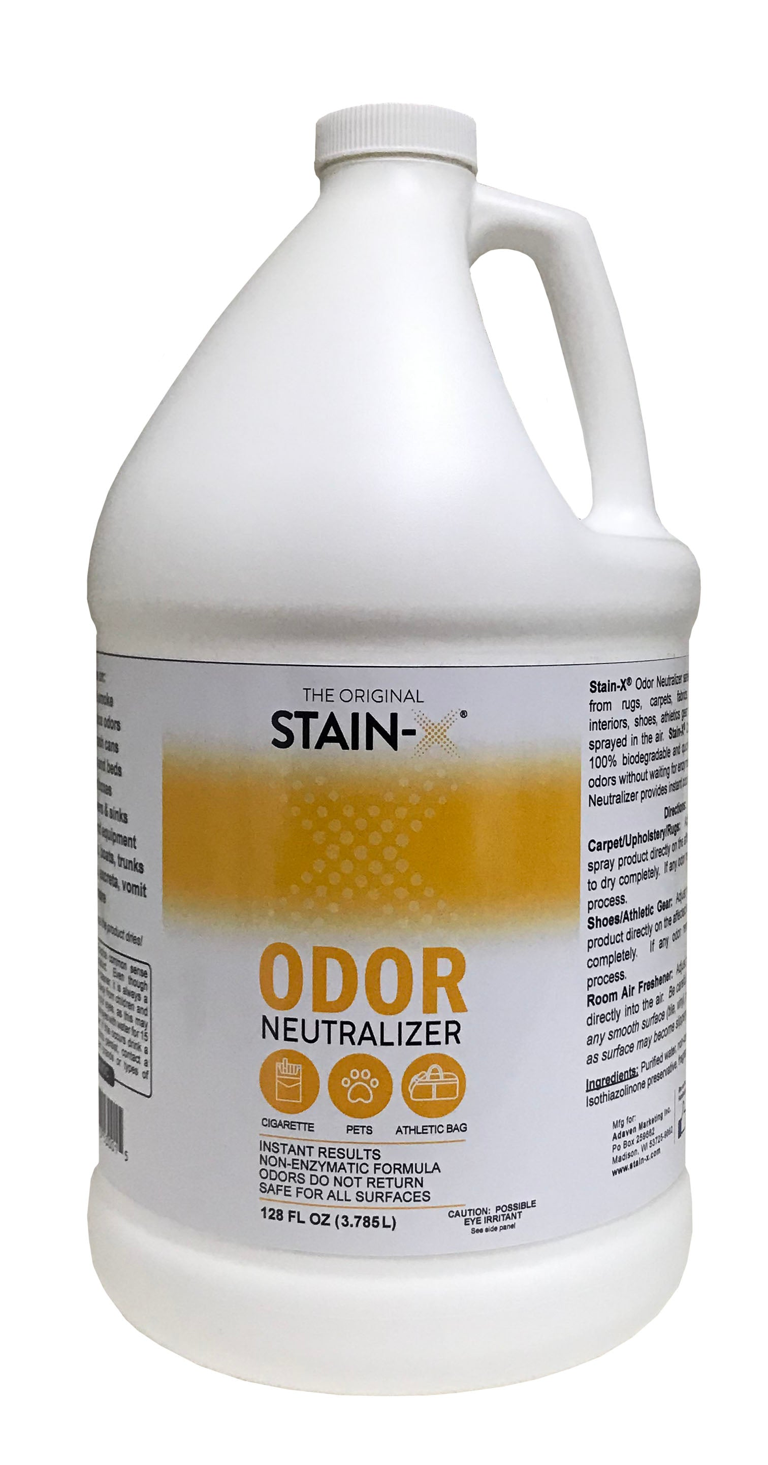 Stain-X Odor Neutralizer Gallon