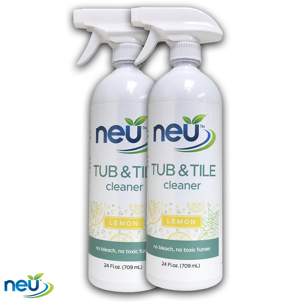 NEU Daily Tub & Tile Lemon Scent 24 oz