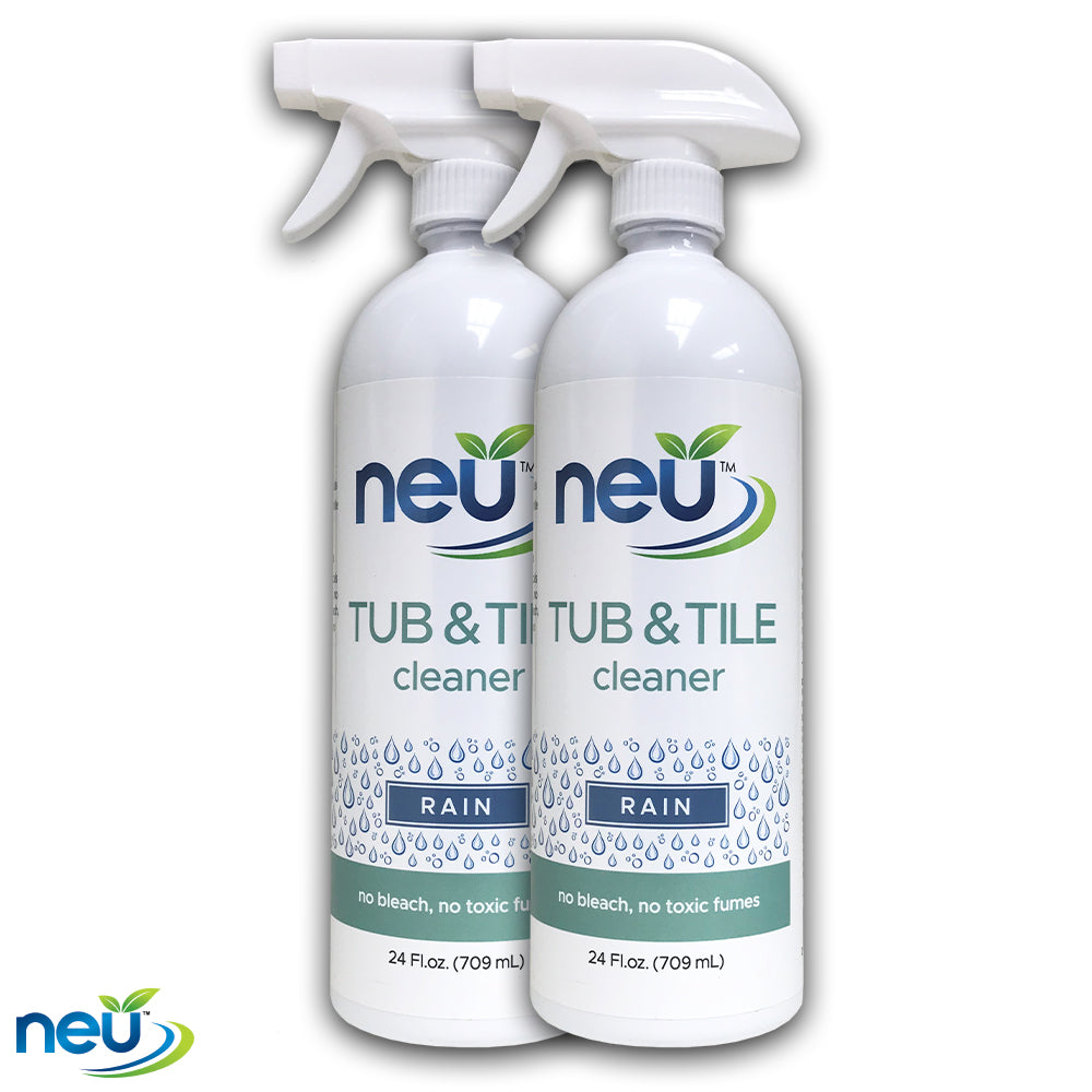 NEU Daily Tub & Tile Rain Scent 24 oz