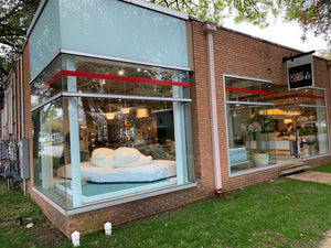 View Our Showroom From Your Sofa