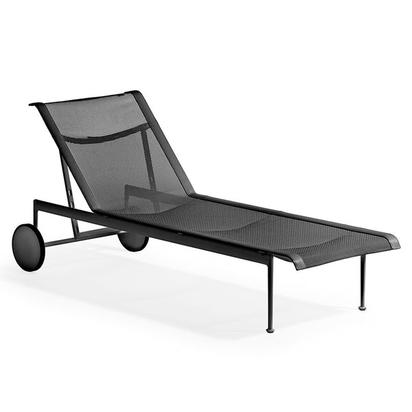 Knoll 1966 Adjustable Outdoor Chaise Lounge (2 in stock)
