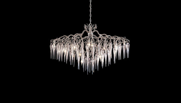 Brand Van Egmond Hollywood Icicles Chandelier