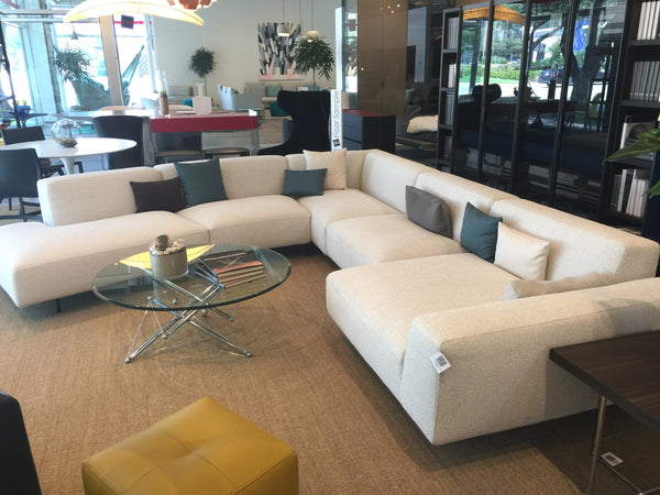 Bensen Endless Sectional Sofa